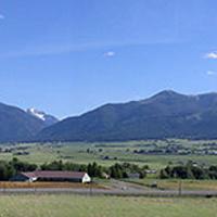Wallowa Montañas