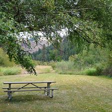 Wallowa River Rest Area