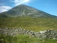 Wall Under Croagh Patrick