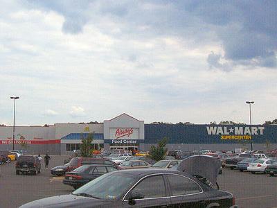 Walmart Parking Radcliff