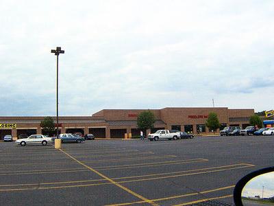 Walmart Parking