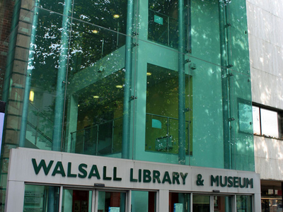 Walsall  Museum  Exterior