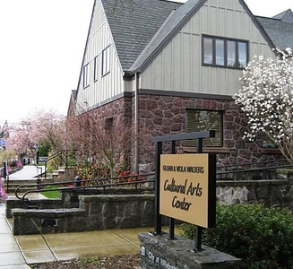 Walters Cultural Arts Center Sign