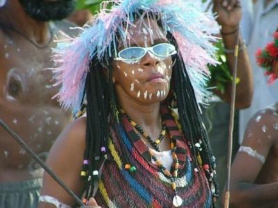 Wamena Funky Tribal ID Papua Province