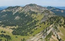 WA Mt. Rainier Wilderness Area