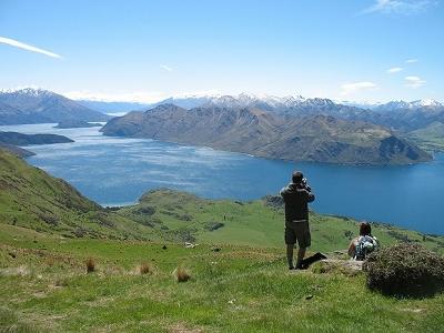 Wanaka - Mt. Roy NZ South Island