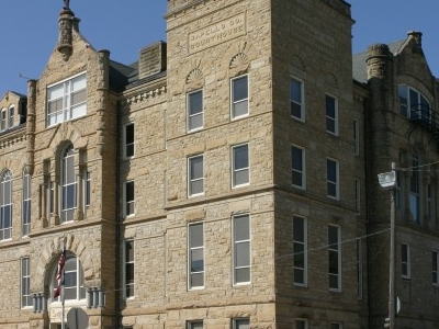 Wapello  County Iowa  Courthouse