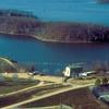 Wappapello Lake Near The Town Of Wappapello Missouri