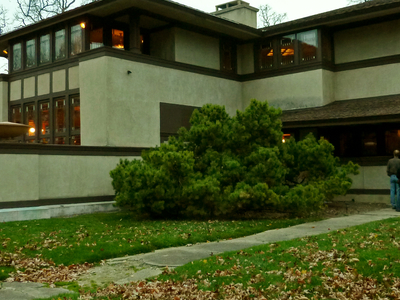 Ward  Willits  House