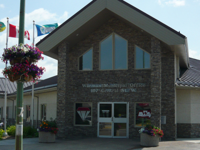 Warman Municipal Office