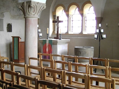 Wartburg Castle Chapel