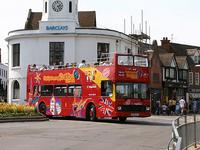 Warwickshire Tourist Bus