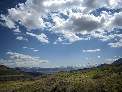 Wasatch Mountain State Park UT