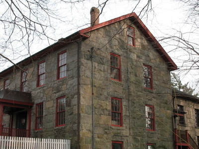 Washington  County  Jailhouse  Pettaquamscutt  Historical  Socie
