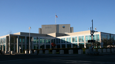 Washington County Courthouse Jail - Hillsboro OR