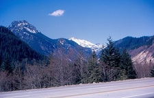 WA Snoqualmie Pass