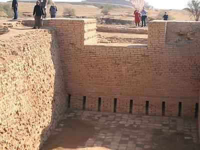 Wasserversorgung Von Choga Zanbil