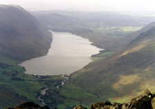 Wast Water From Great Gable