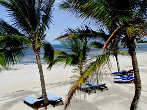 Playas cerca de Watamu y Malindi