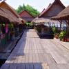 Wat Bang Pramung Floating Market