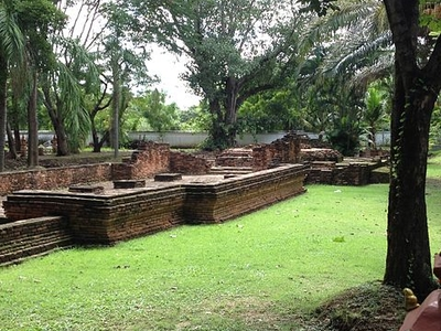 Wat Chang Kham Ruine