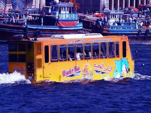 Water Bus Tour Photos