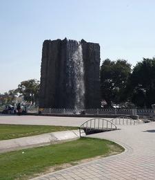 Waterfall At Jilani Park
