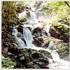 Waterfall At Fraitgraben Gorge