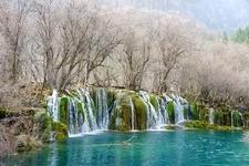 Waterfall In Jiuzhaigou - Sichuan