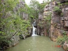 Waterfall In Tirumala