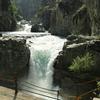 Waterfall Of Aharbal