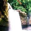 Waterfall - World Heritage Site