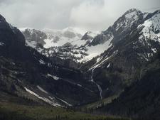 Waterfalls Canyon - Grand Tetons - Wyoming - USA