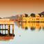 Water Palace (Jal Mahal) In Man Sagar Lake