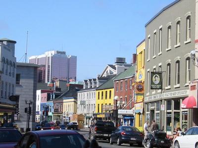 Water Street St. John