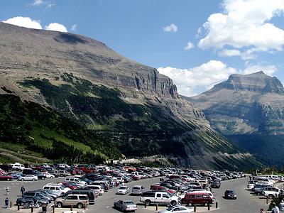 Waterton Glacier International Peace Park Road Trip