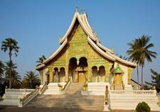 Wat Ho Pha Bang At Luang Prabang