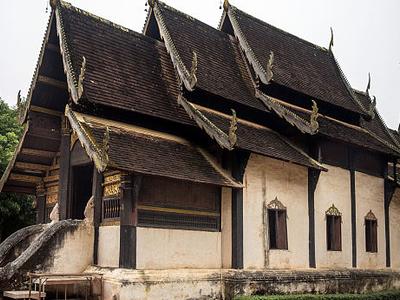 Wat Pa Daet Mae Chaem