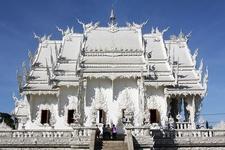 Wat Rong Khun Nice