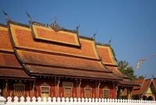 Wat Sensoukaram In Luang Prabang