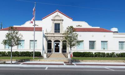 Wauchula  City  Hall Old Pano