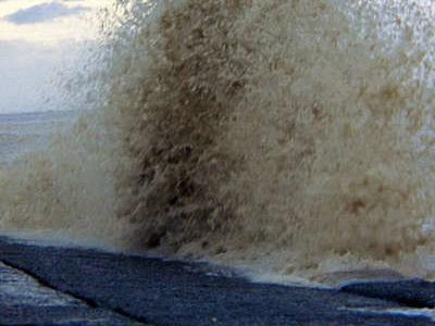 Waves At Digha Sea