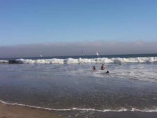 Waves Of State Beach