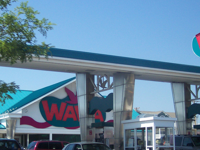 Wawa In  Wildwood  2 C  New  Jersey