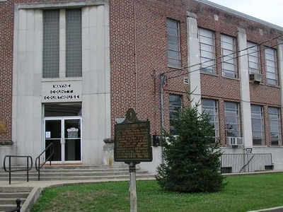 Wayne County Courthouse In Monticello