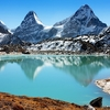 Way To Cho Oyu Base Camp - Nepal Himalayas
