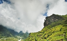 Way To Rohtang Pass - Kullu HP