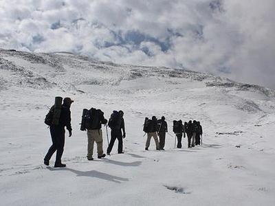 Trekking Path To Roopkund