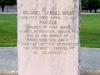 Monument Marking Samuel Wear's Grave