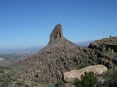 Weaver's Needle - Tonto National Forest - Arizona - USA